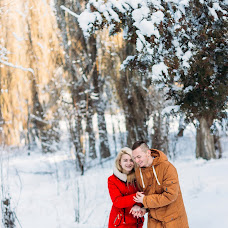 Wedding photographer Anya Berezuckaya (ABerezutskaya). Photo of 17.01.2017