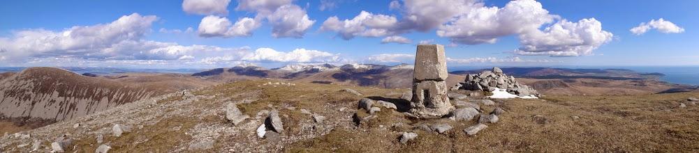 Photo: Beinn Bharrain (721 m)