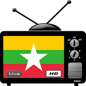 TV Myanmar - All Live TV