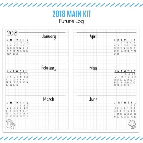 2018 Main Kit