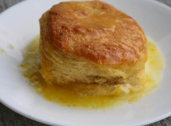 Orange Biscuits Recipe