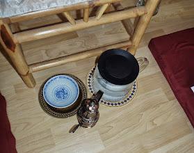 Photo: rituální voda - ritual water