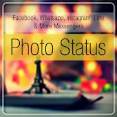 Photo Status (Line/FB/Watsapp)