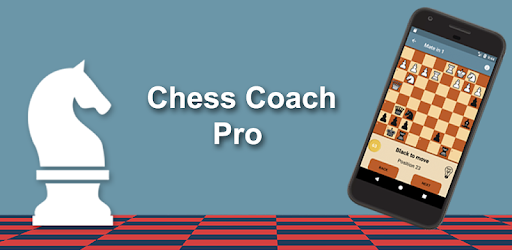 Professional chess training with the coach on Android!