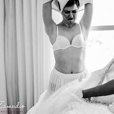 Wedding photographer SHIRLEY ZAMUDIO (shirleyzamudio). Photo of 13.09.2016