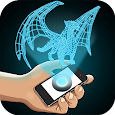Hologram Dragon 3D Simulator