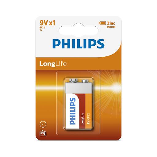 Pin Philips 6F22L1B