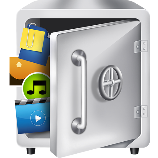 File Locker With App Locker - Password Protection