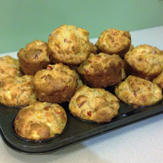 Mexican Style Breakfast Muffins