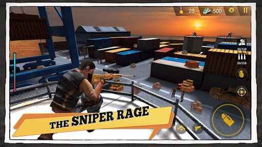 Yalghaar: Military War Action FPS Shooting Game 3.1.1 Screenshots 7