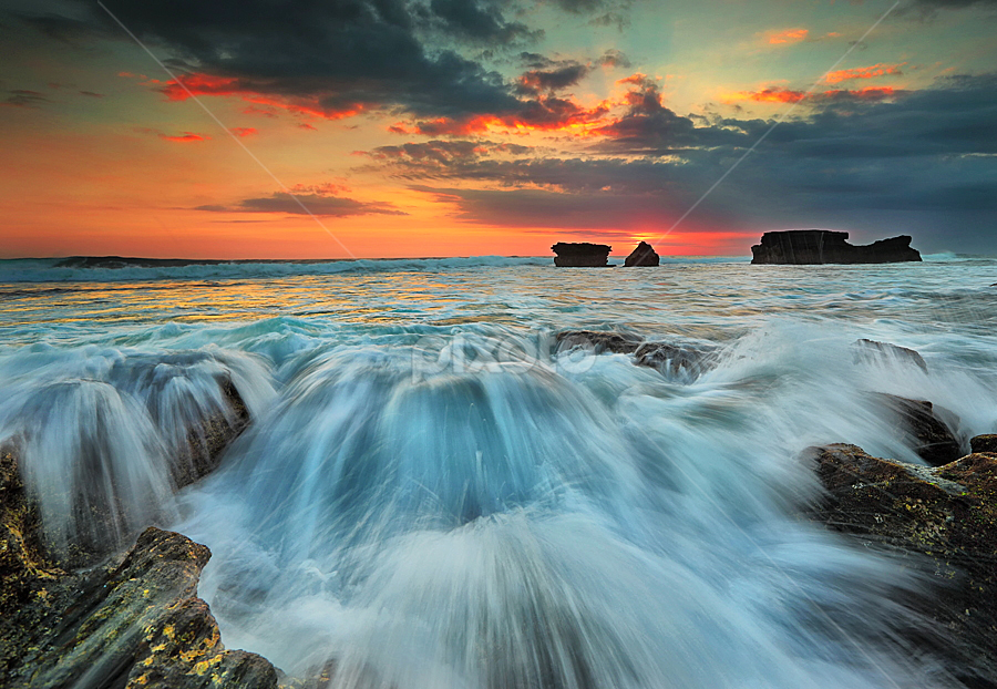 FLOW by Jasen Tan - Landscapes Waterscapes