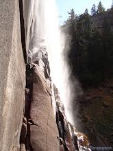 Photo: Waterfall Spray http://www.amazon.com/gp/product/B0067COGEQ #photgraphy #art #print #yosemitenationalpark #waterfall