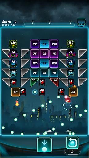 Brick puzzle master : Ball Vader2  captures d'écran 3