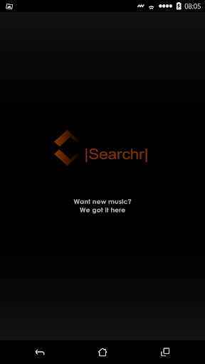 Searchr - Discover new music