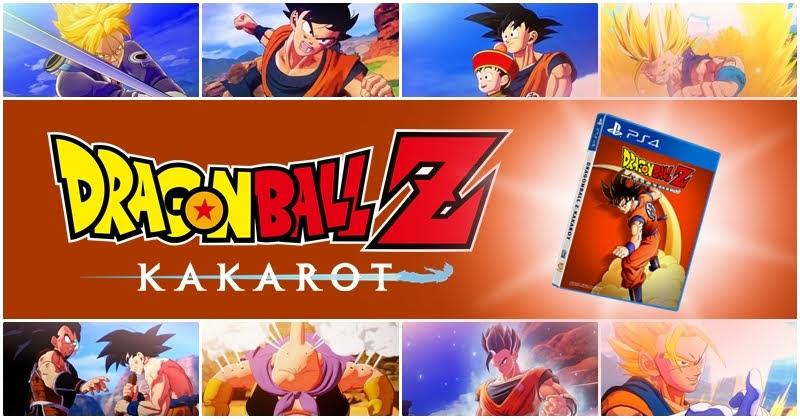 Dragon Ball Z: Kakarot วางจำหน่ายแล้ว! ทั้ง PS4, Xbox One และ PC