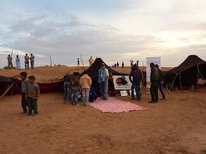 Photo: Sahara Roots presentation during Taragalte Festival 2011