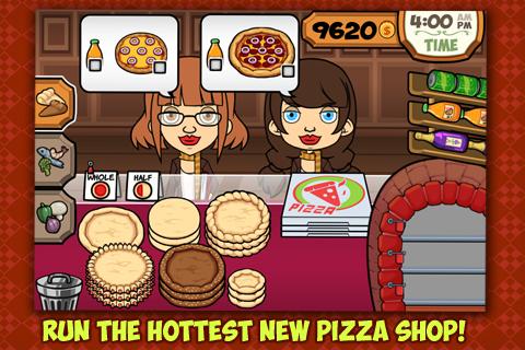 Télécharger Mon Magasin de Pizza - Jeu APK MOD (Astuce) screenshots 1