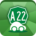 A22 Travel Assistant icon