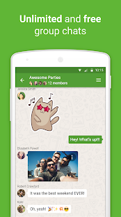 ICQ - Free video calls & chat- screenshot thumbnail