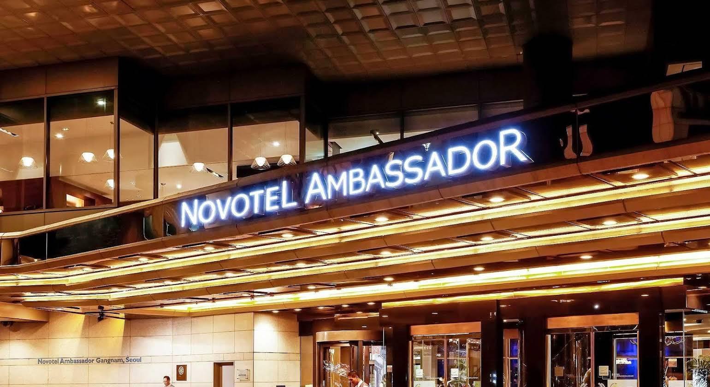 Novotel Seoul Ambassador Gangnam