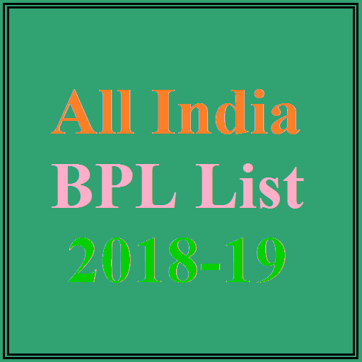 BPL List 2018 : All India BPL Ration Cards - Apps on Google Play