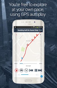 VoiceMap GPS Audio Tours with Offline Maps- screenshot thumbnail