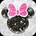 Diamond Minny Bowknot Theme icon
