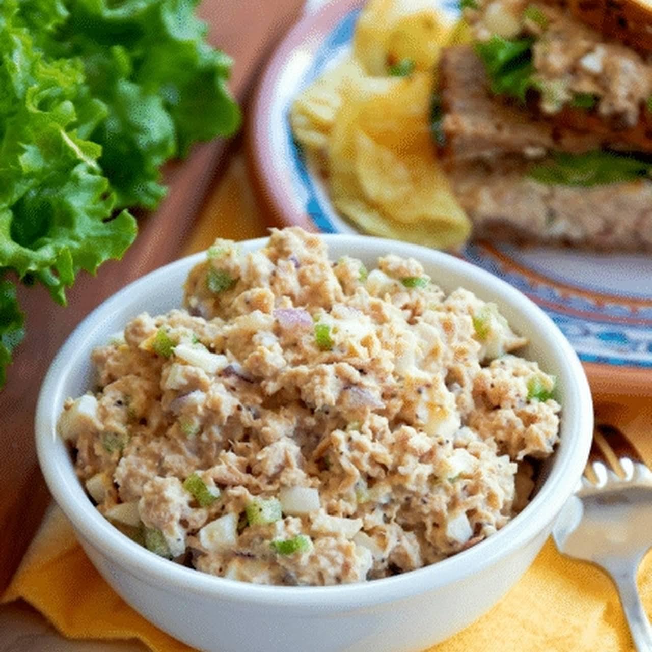 All Time Best Tuna Salad