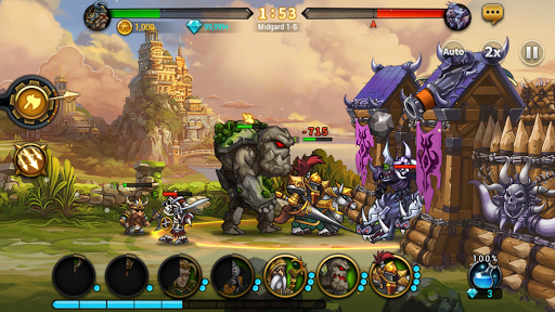 玩角色扮演App|七雄战记-最后的守护者免費|APP試玩