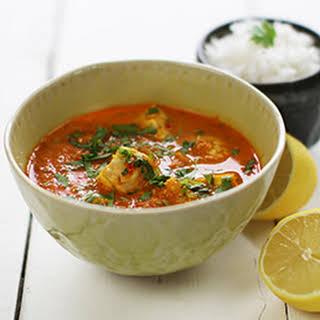 Goan Fish Curry.
