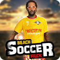 Beach Soccer Flick icon