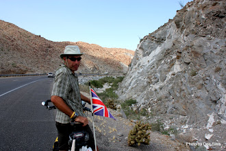 Photo: (Year 3) Day 35 -  On the 12Mile Descent of the Devils Canyon