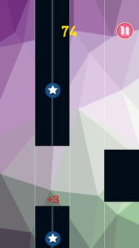 Piano Tiles Via Vallen 10 screenshots 4