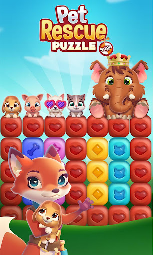 Pet Rescue Puzzle Saga  screenshots 5