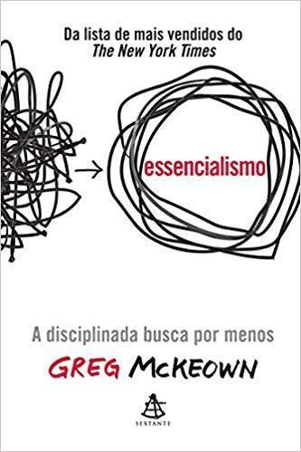 capa do livro Essencialismo