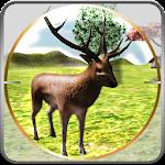 Jungle Stag Hunter 3D Icon