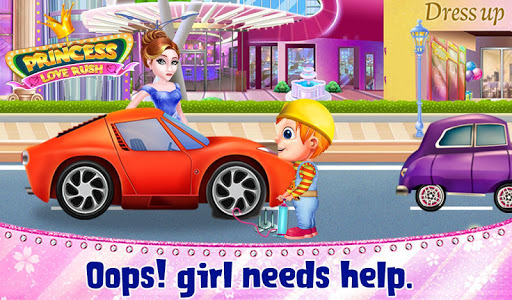 Princess Love Rush v1.0.0