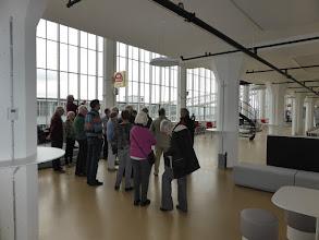 Photo: 29 0oktober 2016 CREO Rotterdam / Delft, Van Nelle fabriek: gedeelte in gebruik als restaurant