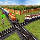 Indian Train Racing 2018 icon