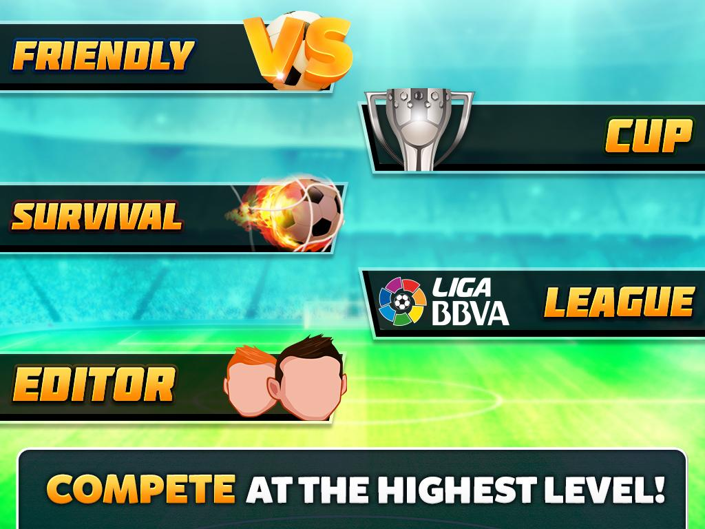 Head Soccer La Liga 2016 Screenshot 4