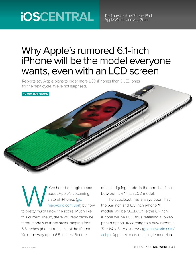 Macworld- screenshot