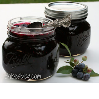 Easy Blueberry Jam Recipe with Cinnamon & Lime Zest