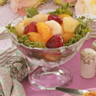 Mandarin Fruit Salad.