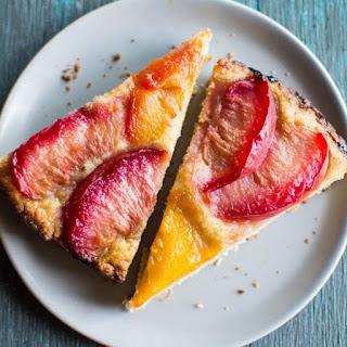 Gluten-Free Pluot Torte