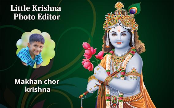 download little krishna photo editor apk latest version app for