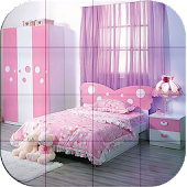 Tile Puzzle - Girls Bedrooms