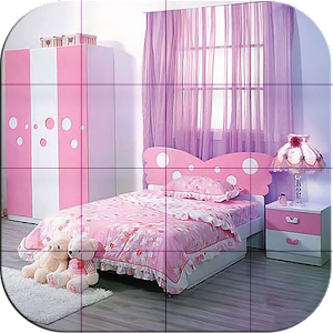 Tile Puzzle - Girls Bedrooms for PC
