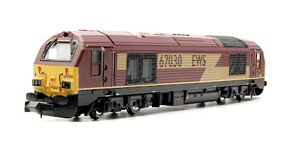 Photo: ND101J Class 67