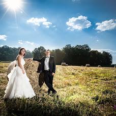 Wedding photographer Barbara Modras (modras). Photo of 14.10.2014