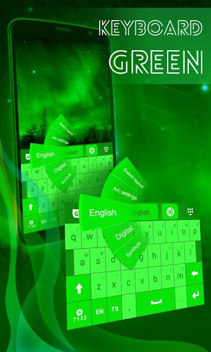Keyboard Green Free